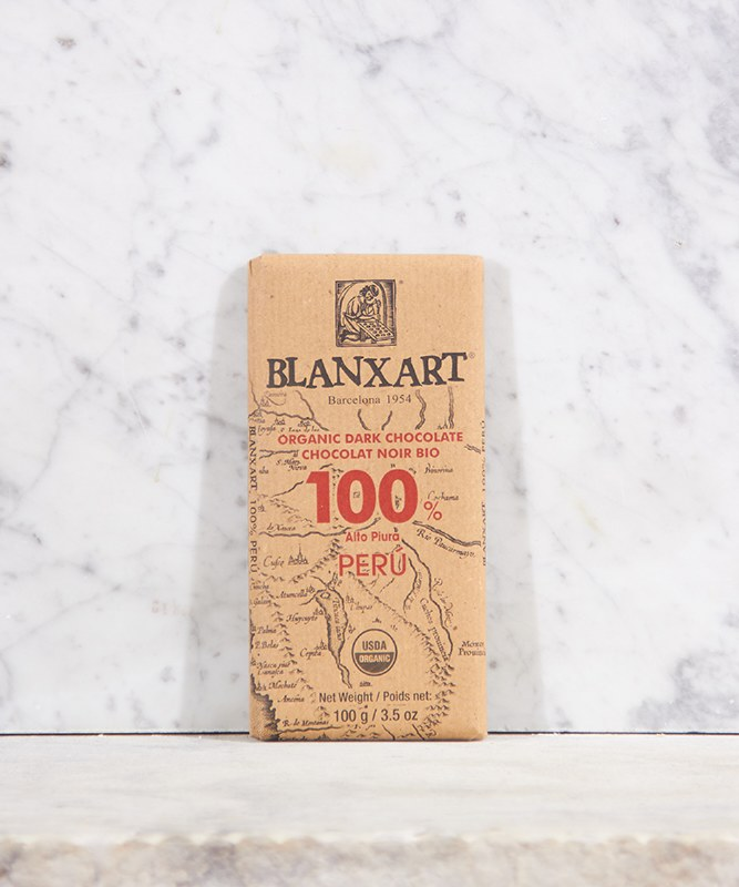 Blanxart 100% Peru Bar, 3.5oz