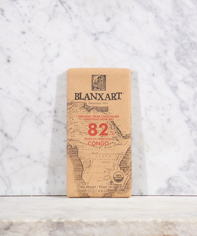 Blanxart 82% Congo Bar, 4.4oz