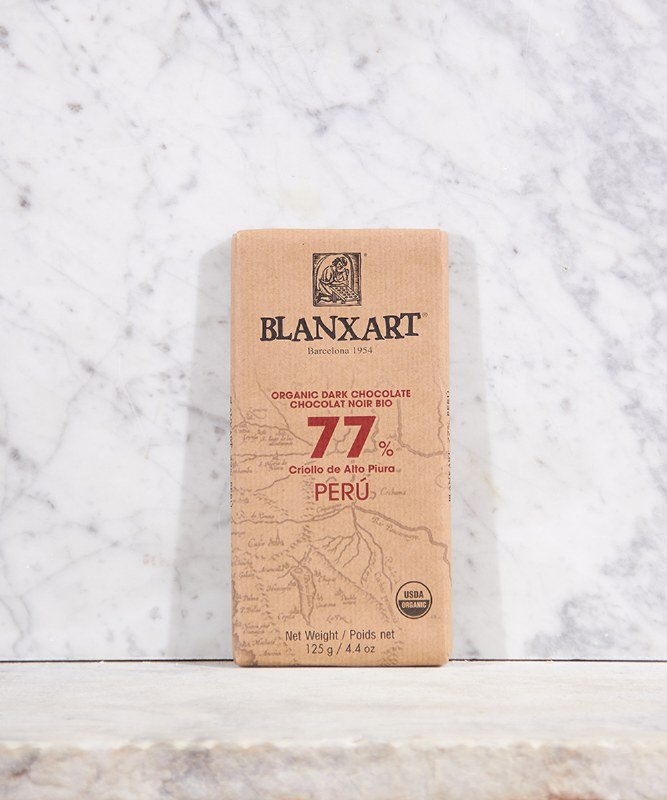 Blanxart 77% Peru Bar, 4.4oz