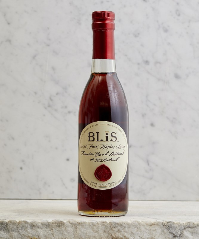 BLiS Bourbon Maple Syrup, 375ml