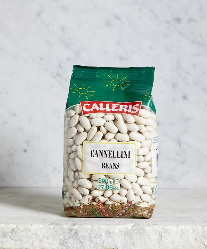 Calleris Cannellini Beans, 500g