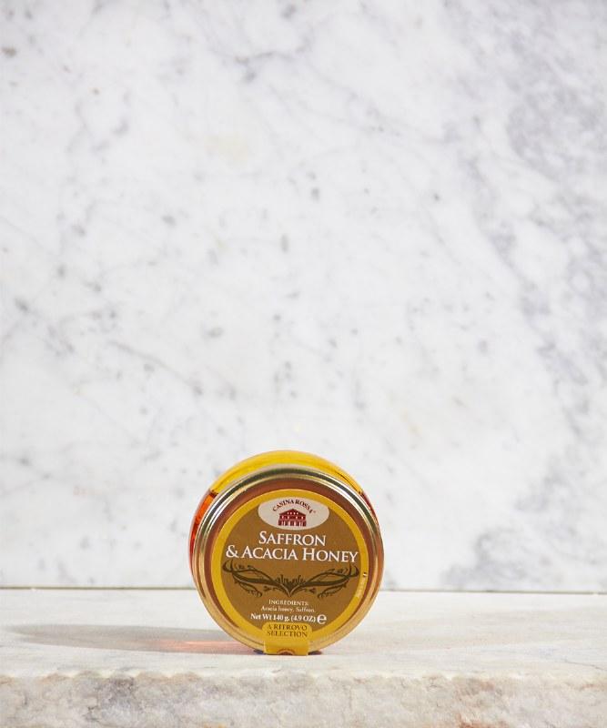 Casina Rossa Saffron & Accacia Honey, 140g