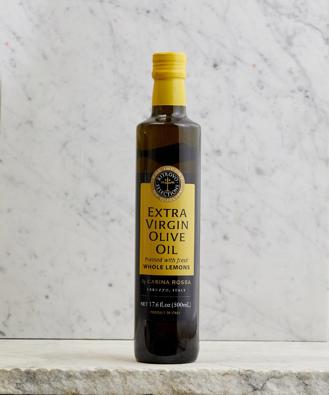 Ritrovo Selections Lemon Infused EVOO, 500ml