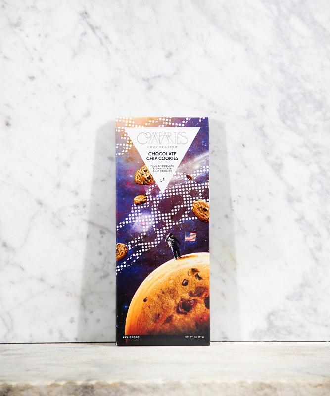 Compartes Milk Chocolate Chip, 3oz