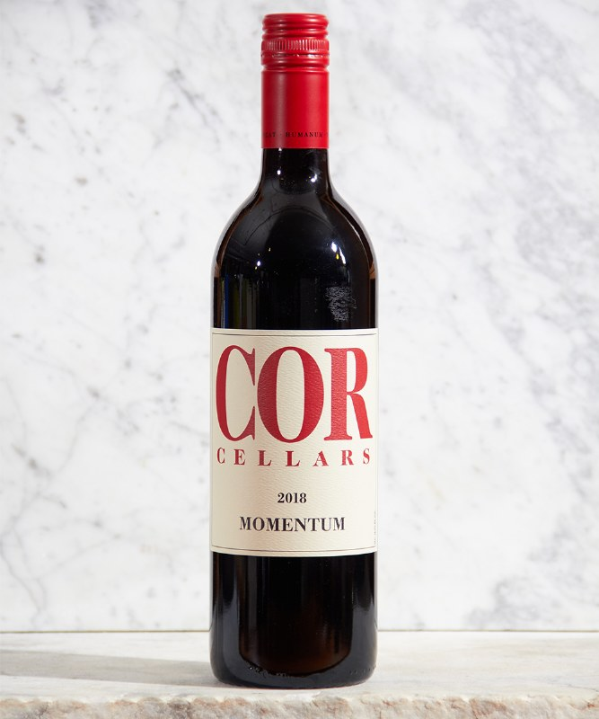 Cor Cellars Momentum Red
