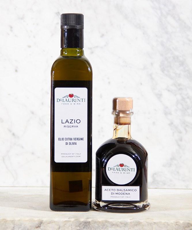 DeLaurenti EVOO & Balsamic