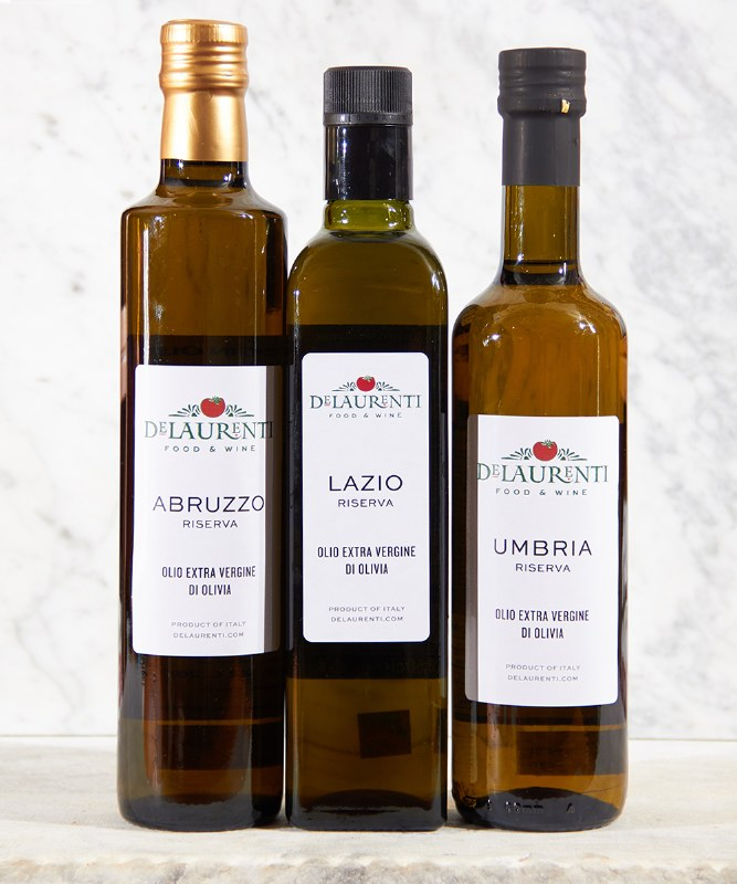 DeLaurenti Estate EVOO