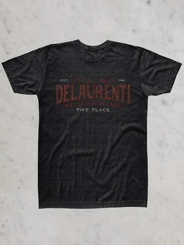 DeLaurenti Classic Logo T-Shirt