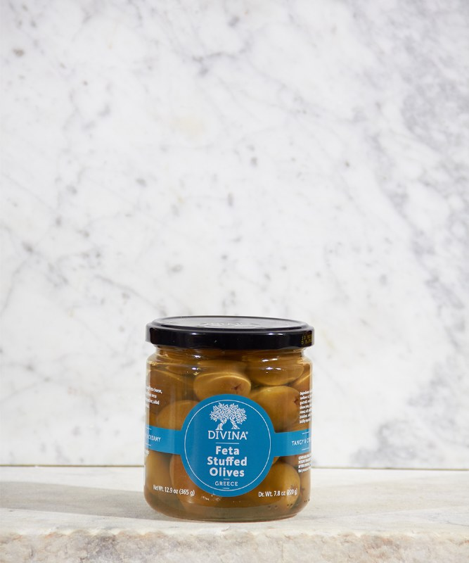 Divina Feta Cheese Olives, 13oz