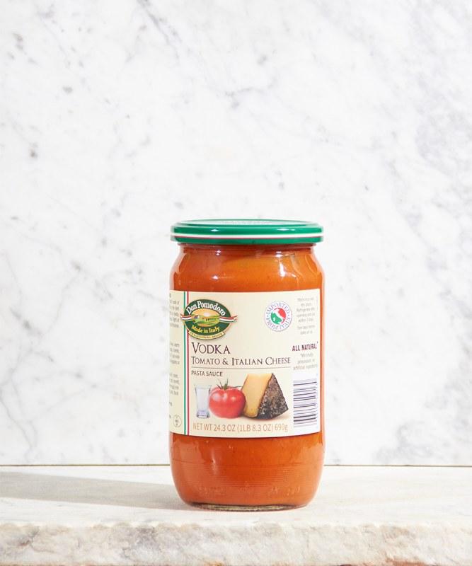 Don Pomodoro Vodka Tomato & Italian Cheese Pasta Sauce, 25oz