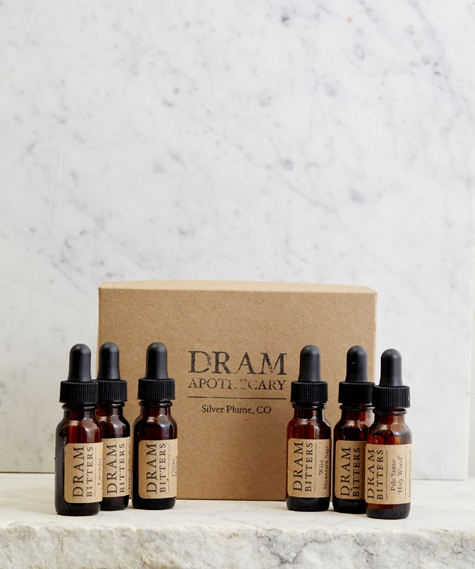 Dram Apothecary Bitters Gift Set, 6pc - 0.5oz