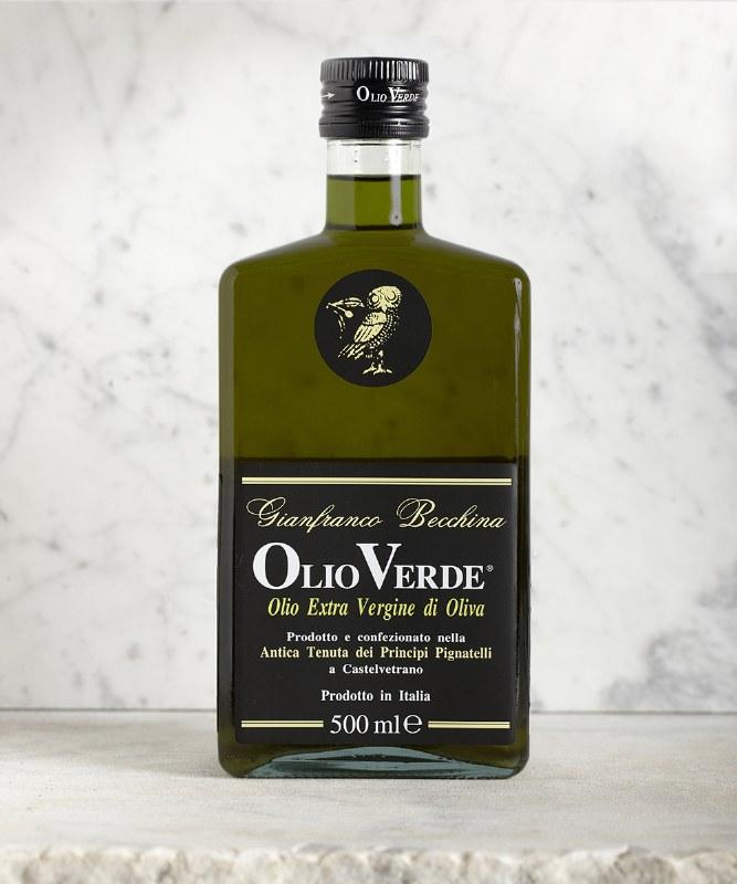 Olio Verde 2020 New Harvest EVOO, 500ml