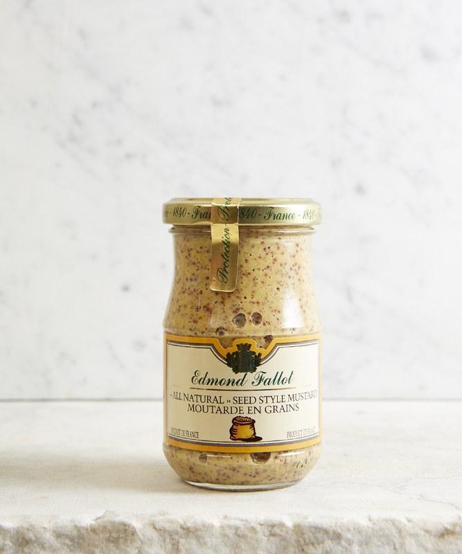 Edmond Fallot Mustard Seed Dijon, 200g