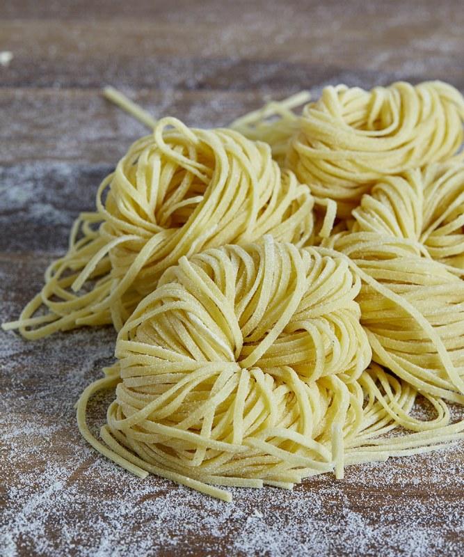 DeLaurenti Fresh Egg Spaghetti