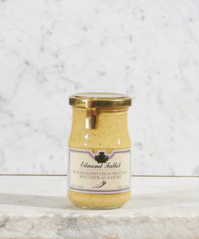 Edmond Fallot Horseradish Dijon, 200g