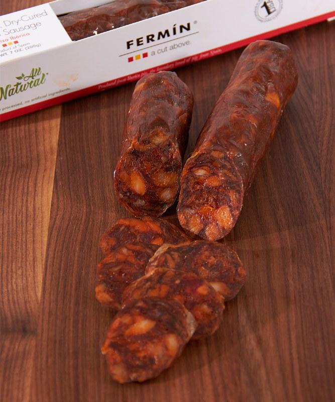 Fermin Iberico Chorizo, 7oz