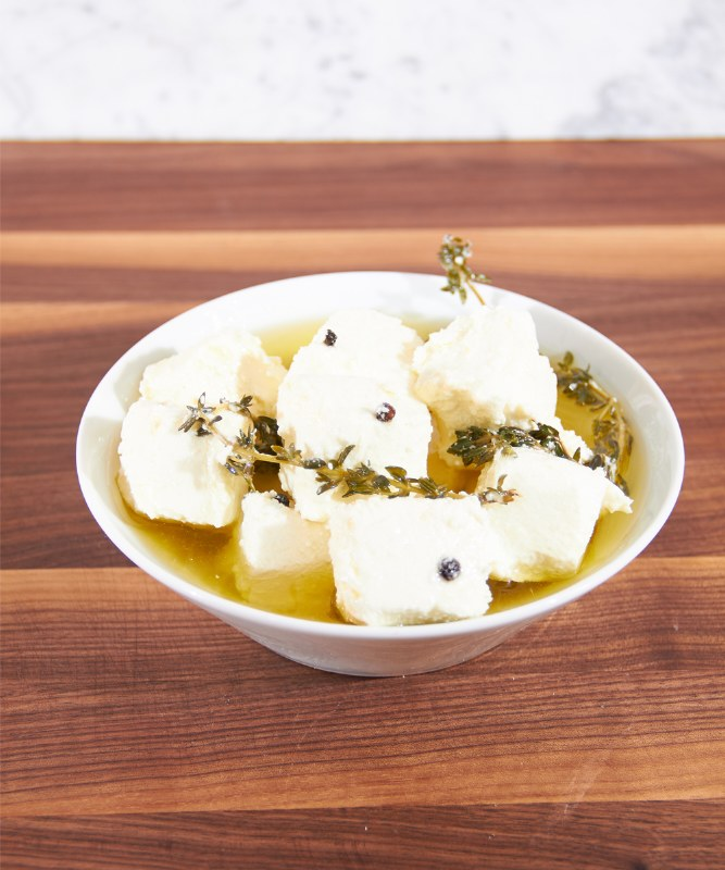 Meredith Marinated Feta
