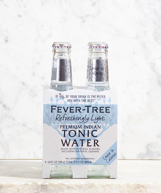 Fever Tree Light Tonic, 4/200ml