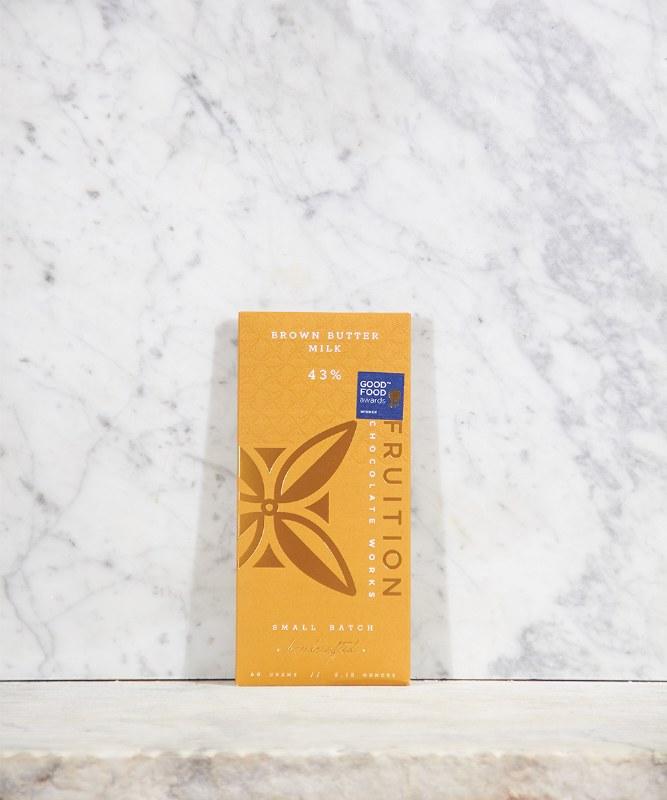 FRUITION Brown Butter 12/60g