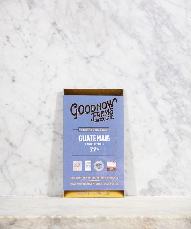 Goodnow Farms Guatemala Asochivite 77% Bar, 55g