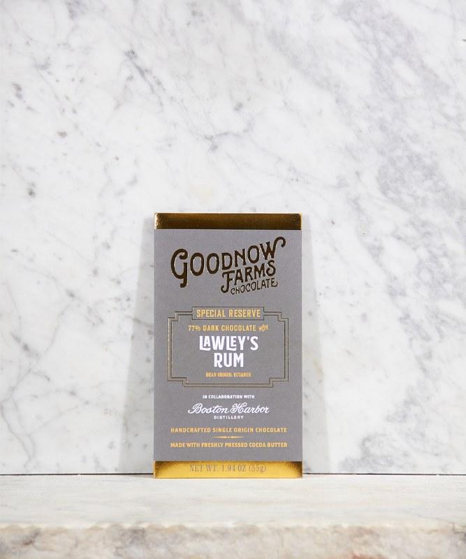 Goodnow Farms Lawley's Rum Bar, 55g