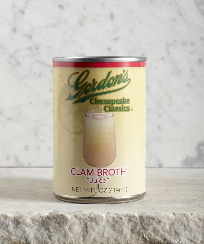 Gordon's Clam Broth, 14oz