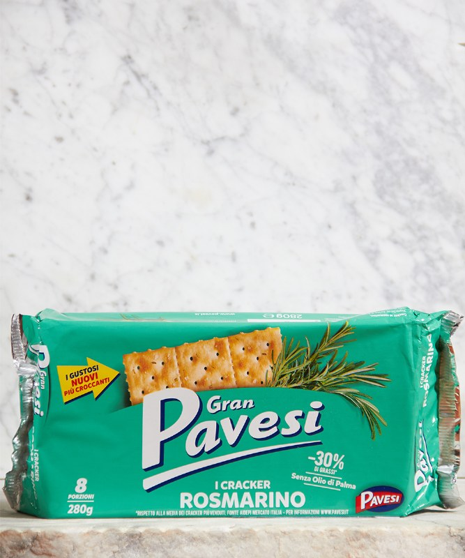 Gran Pavesi Rosemary Crackers, 250g