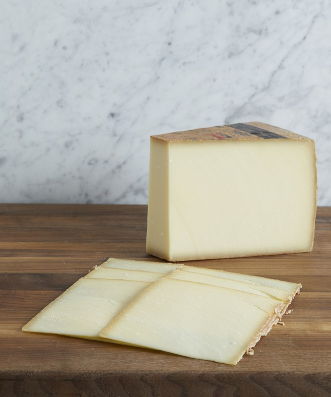 Gruyere 1655, Sliced