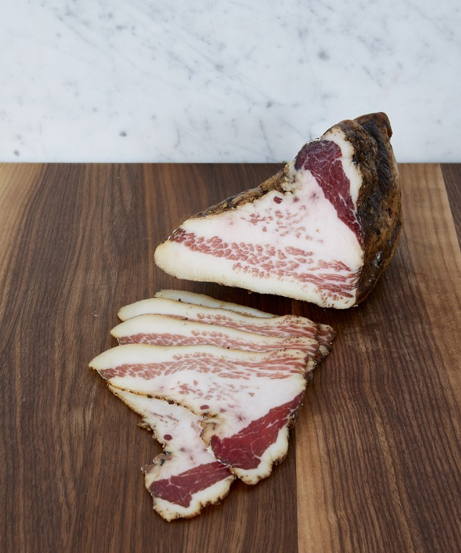 Smoking Goose Guanciale, Piece