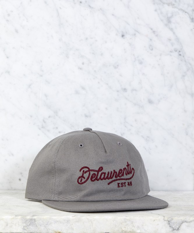 DeLaurenti Logo Hat