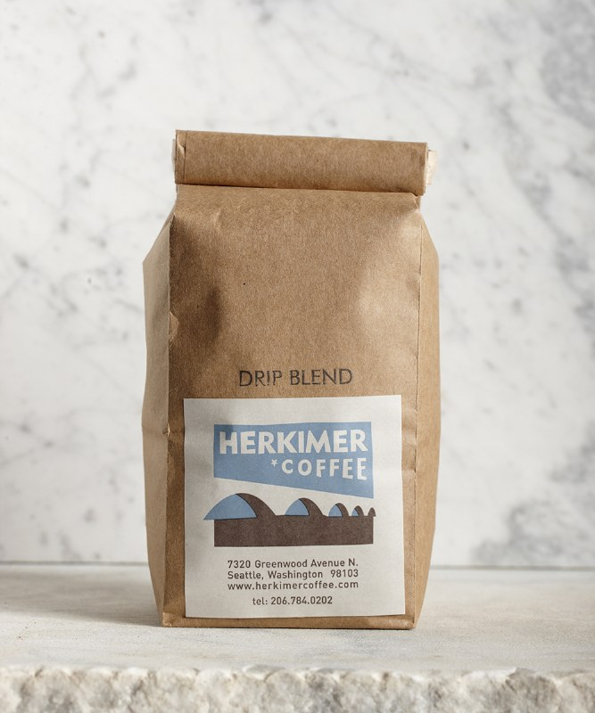 Herkimer Drip Coffee Blend, 12oz
