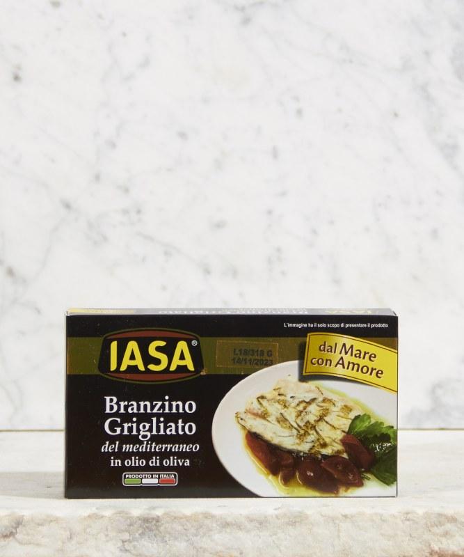 Iasa Grilled Branzino, 145g