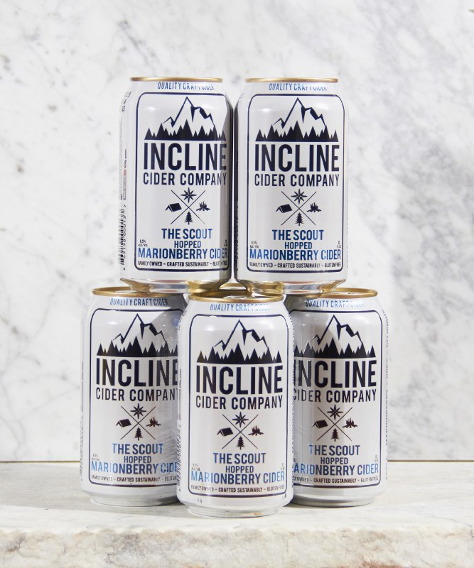 Incline Cider Co., The Scout