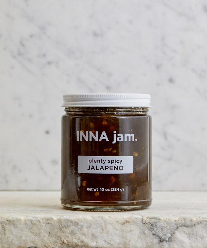 Inna Jam Plenty Spicy Jalapeno Jam, 10oz
