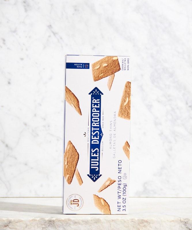 Jules Destrooper Almond Thins, 100g