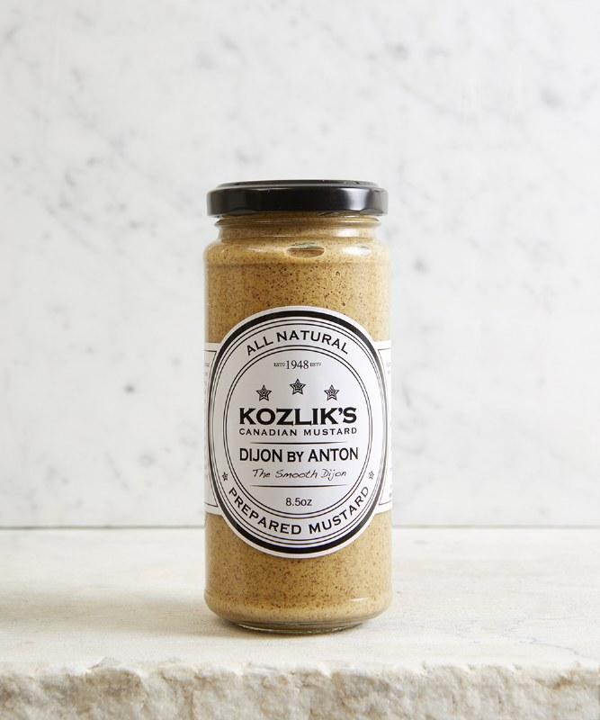 Kozlik's Dijon Mustard by Anton, 250g