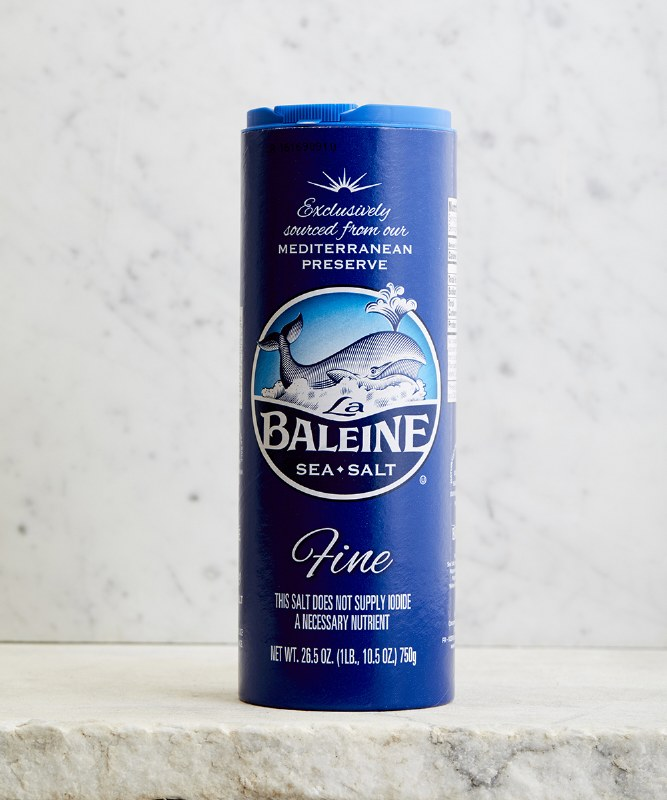 La Baleine Fine Sea Salt, 750g