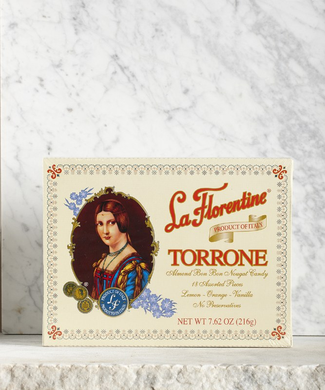 La Florentine Assorted Torrone, 18pc