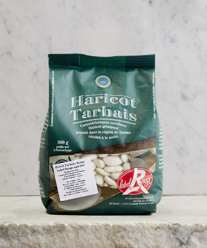 Label Rouge Tarbais Beans, 500g