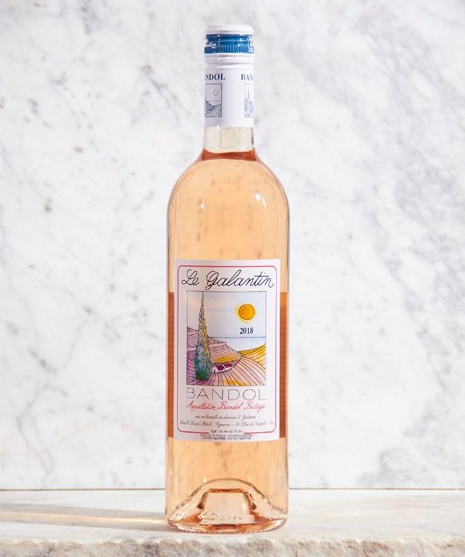 Domaine Le Galantin Bandol Rose