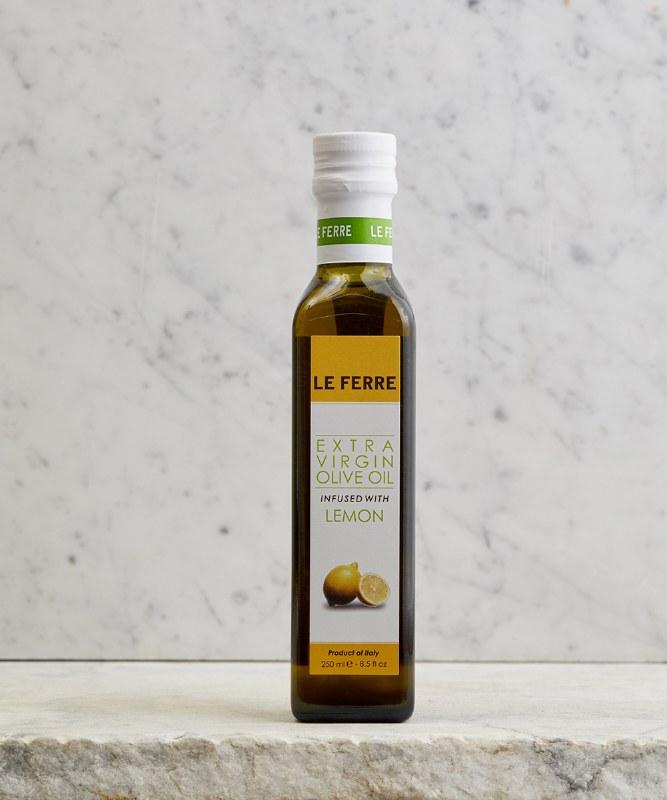 Le Ferre Lemon Infused EVOO, 250ml