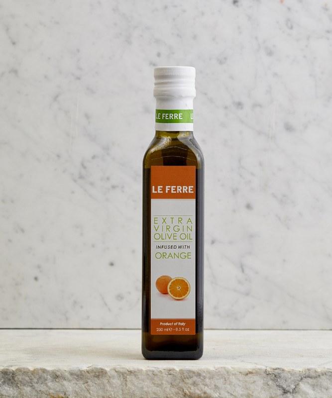 Le Ferre Orange Infused EVOO, 250ml