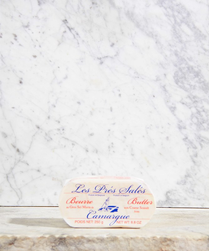Les Pres Sale Butter, 8.8oz