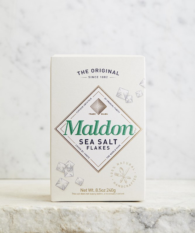 Maldon Sea Salt Flakes, 240g