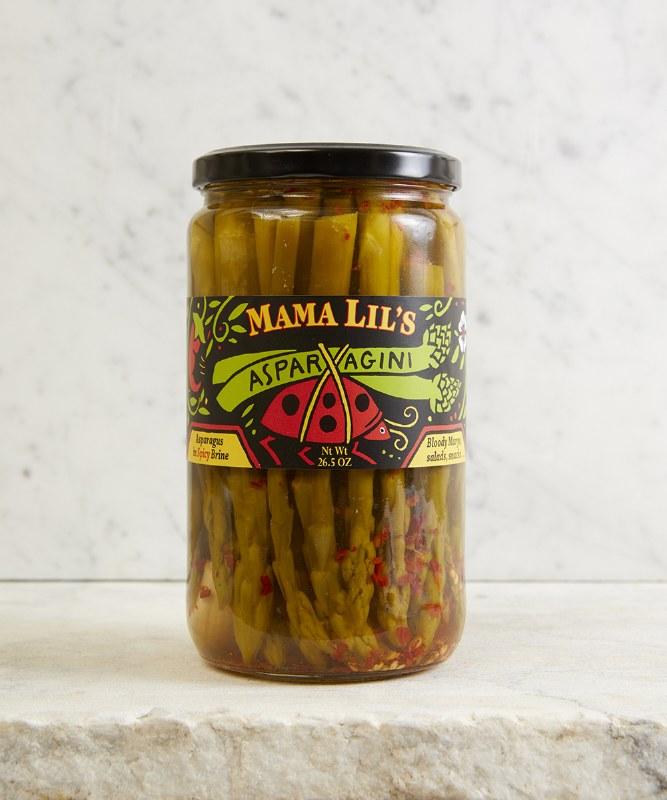 Mama Lil's Pickled Asparagus, 28oz