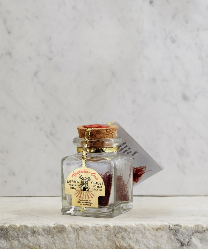 Mancha-Oro Spanish Saffron, 0.8g