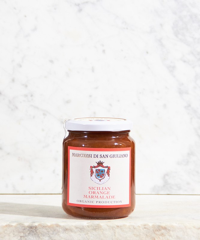 Marchesi di San Giuliano Sicilian Orange Marmalade, 460g