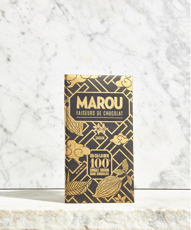 Marou 100% Bar, 60g