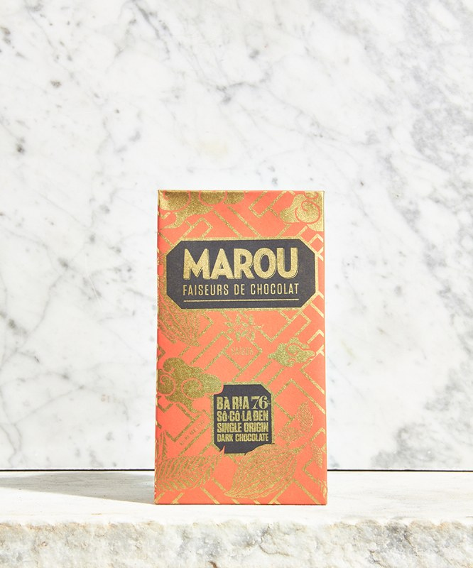 Marou 76% Ba Ria Bar, 60g