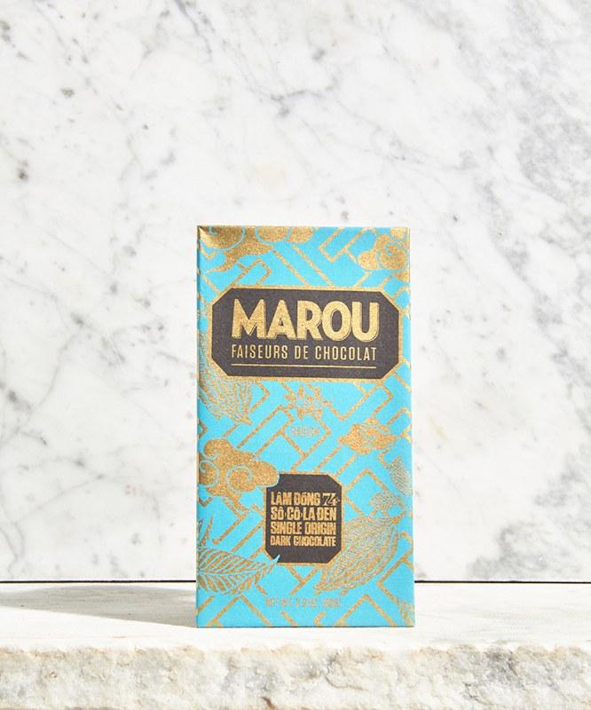 Marou 74% Lam Dong Bar, 60g